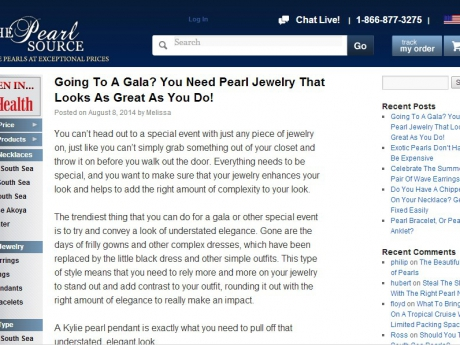 Blog The Pearl Source